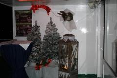 Weihnachten auf der MS Godesia